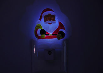 Cina Light Controlled Basic Night Light, Lampu Malam Santa Claus Mini Baby Room pemasok